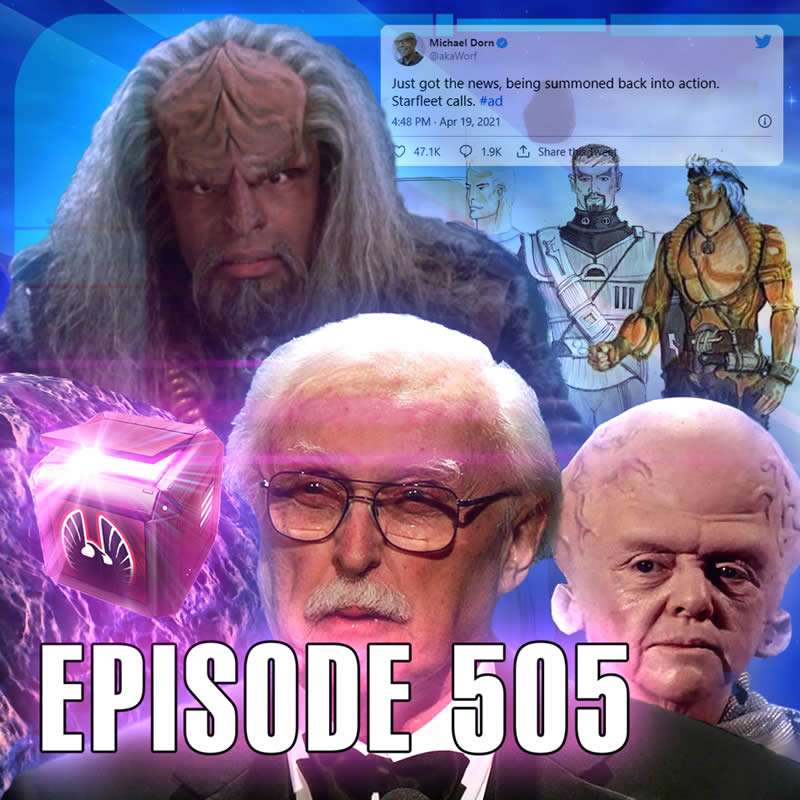 505 - Dorn Tweets, Kurtzman Plans, and We Advise