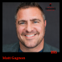 Artwork for EP: 195 Matt Gagnon Live With A Courageous Heart