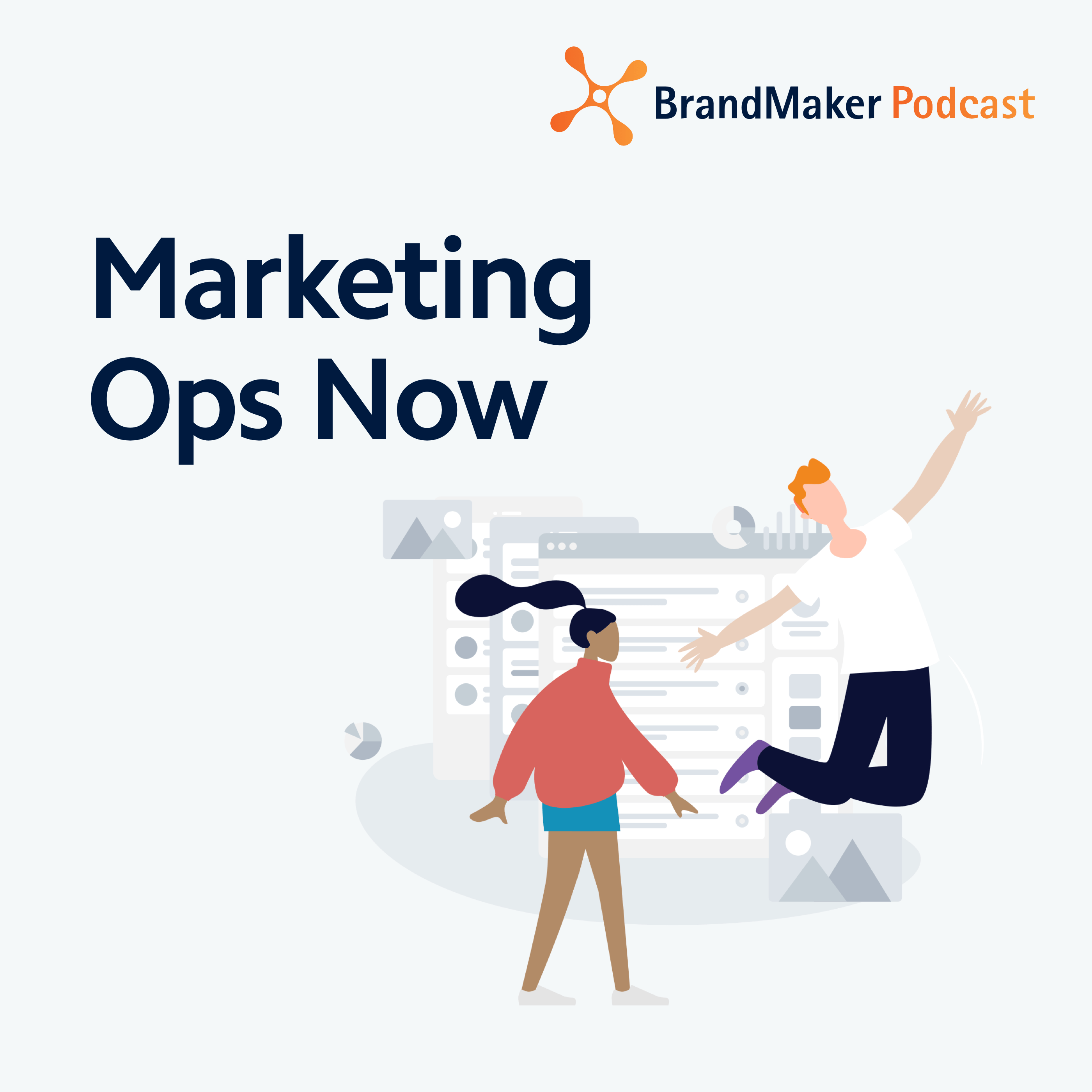 Artwork for #3: Four marketing Ops challenges