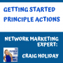 Artwork for Getting Started MUSTS with Network Marketing Expert Craig Holiday