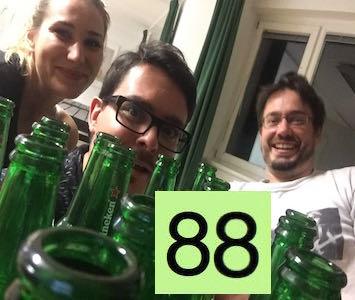 100 Biere für die 100 besten Filme