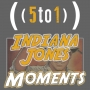 Artwork for 3 - Indiana Jones Moments - 5 to 1