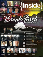 Break Forth Canada 2012 Magazine