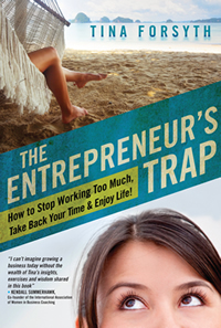 Scale your business by avoiding the entrepreneur's trap: Interview with Tina Forsyth