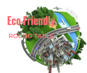 Eco-Friendly Round Table
