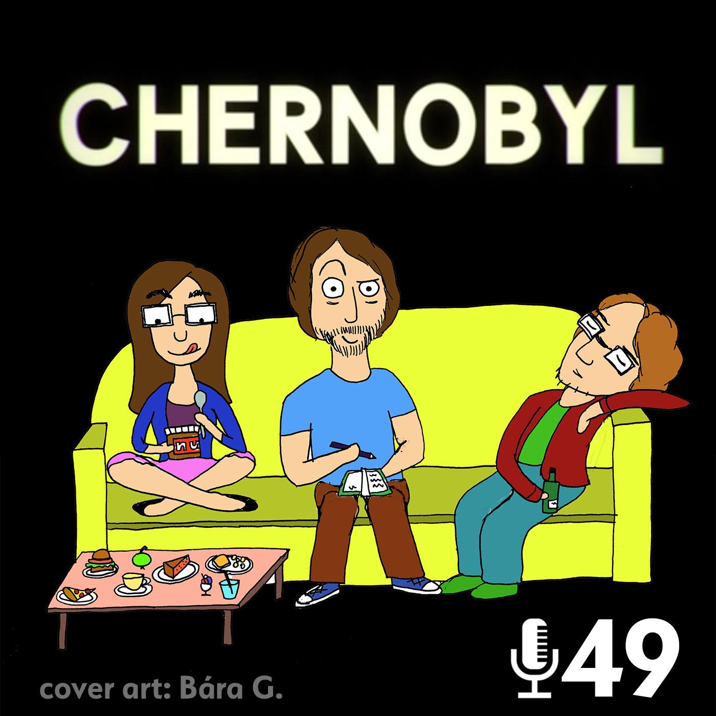 Epizoda 49 - Černobyl