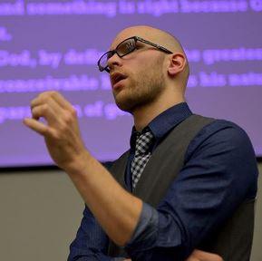 Episode 40 - Atheist Debater Justin Schieber
