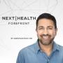 Artwork for Next|Health: Forefront Podcast Series – Ep #1 - Human Longevity w/ Peter Diamandis
