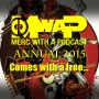 Artwork for MwaP Annual 2015: Comes with a Free...