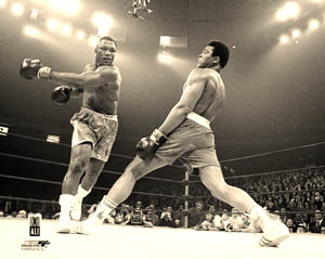 Forty Years Ago Tonight - Ali - Frazier at the Garden