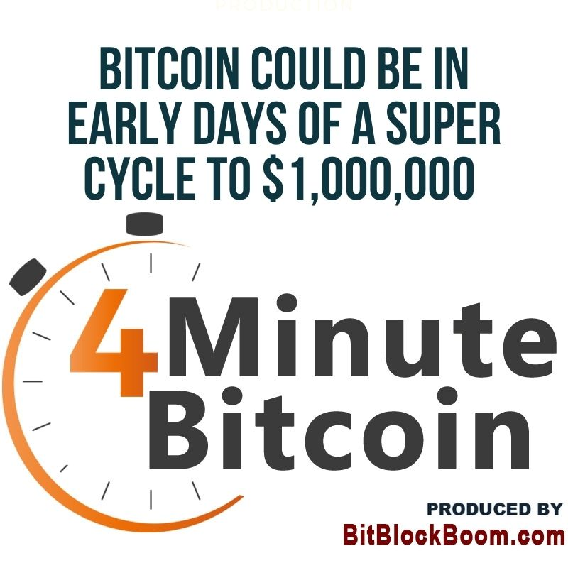 Dan Held Says Bitcoin Could Be in Early Days of A Super Cycle to $1,000,000