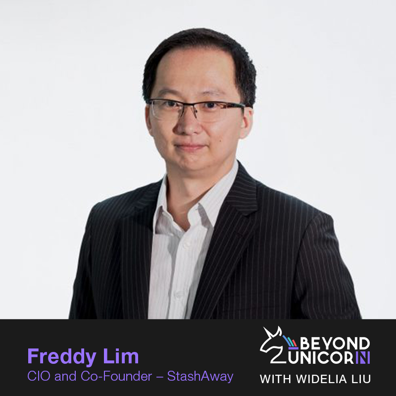 [Expert Talk] Achieve long-term investment success through asset allocation with Freddy Lim from StashAway