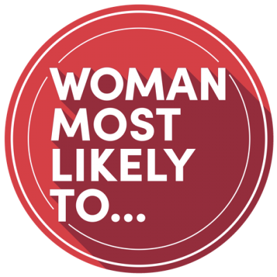 Woman Most Likely To... show image