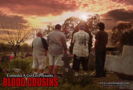 Blood Cousins San Antonio Premiere
