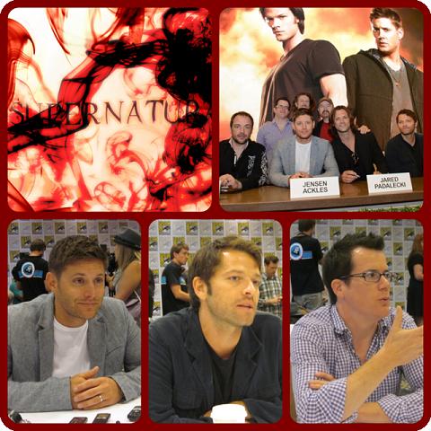 Episode 427 - Yet Even More SDCC: Supernatural!