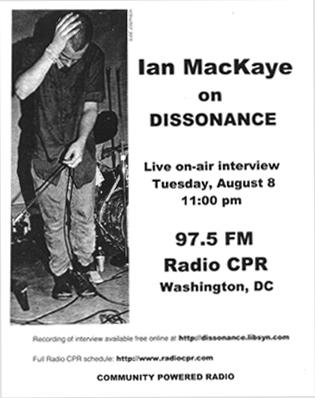 8-8-06 Ian MacKaye