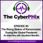 Artwork for The Rising Stakes of Ransomware During the Global Pandemic