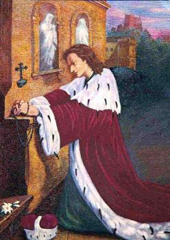 SaintScapades - ST. CASIMIR