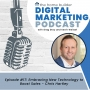 Artwork for Episode #17: Embracing New Technology to Boost Sales - Chris Hartley