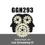 Artwork for GGH 293: Live Streaming III