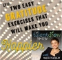 Artwork for 17: Two easy gratitude exercises that will make you happier [solo] with Halelly Azulay on the TalentGrow Show