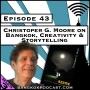 Artwork for Christopher G. Moore on Bangkok, Creativity & Storytelling [Season 3, Episode 43]