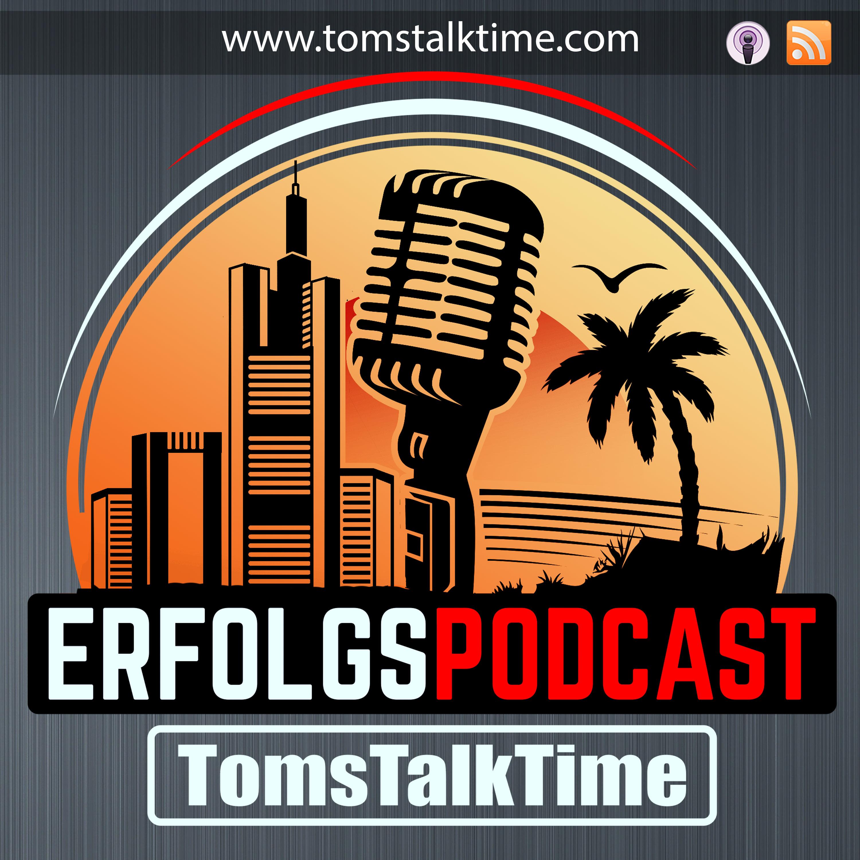 TomsTalkTime - DER Erfolgspodcast show art