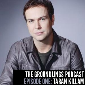 The Groundlings Podcast: 01: Taran Killam
