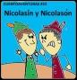 Artwork for #23 Nicolasín y Nicolasón (Andersen)