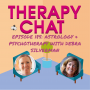 Artwork for Episode 185: Astrology + Psychotherapy With Debra Silverman
