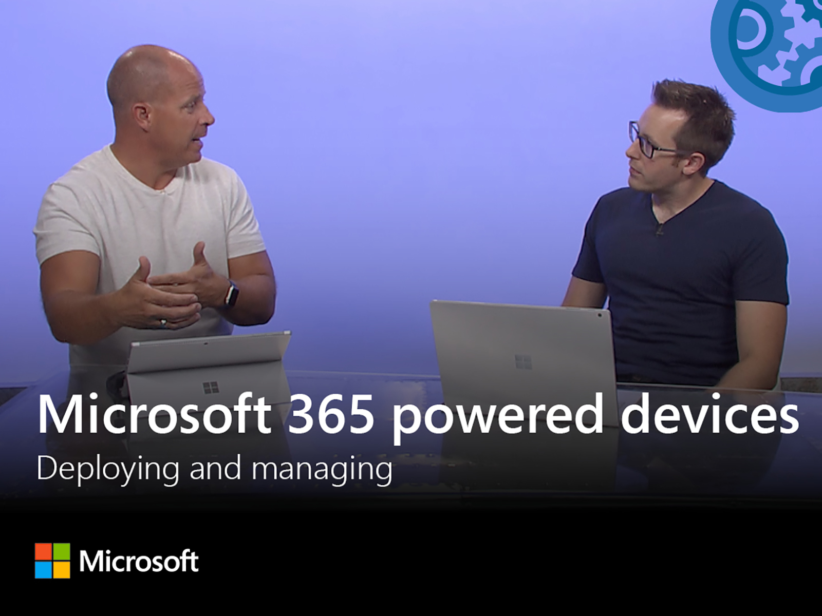 Artwork for Deploying and managing Microsoft 365 powered devices