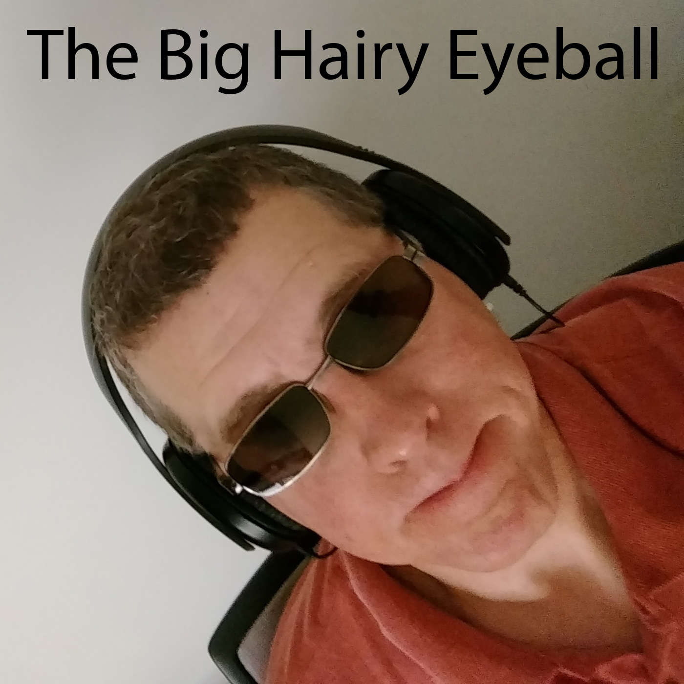 The Big Hairy Eyeball with Pete Pollack show art
