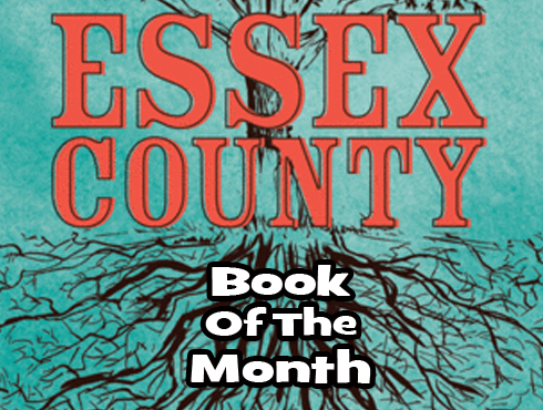 Cammy's Comic Corner - Book Of The Month - Essex County