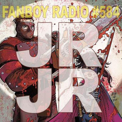 Fanboy Radio #584 - John Romita Jr. LIVE