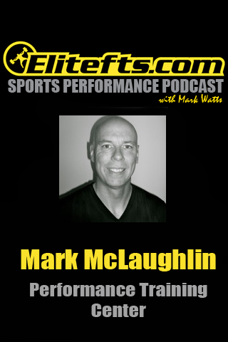 Elitefts SPP Mark McLaughlin Interview