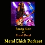 Artwork for 041 - Randy Klein of Crush Point - Milwaukee Metal Chick