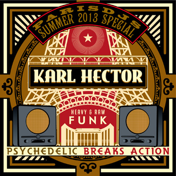 Karl Hector - Psychedelic Breaks Action