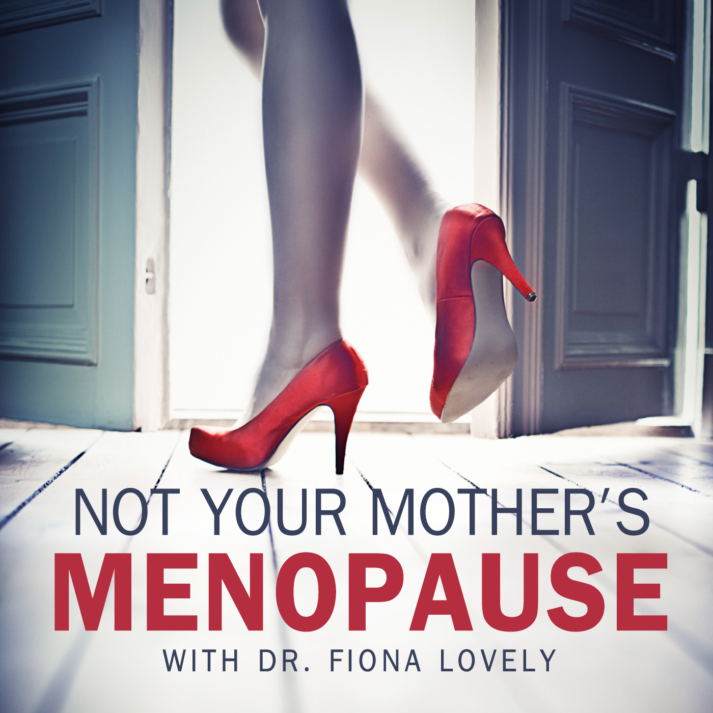 Not Your Mother's Menopause  - making hormones make sense.  Ep.5 - understanding the stress effect.