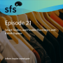 Artwork for Ep. 21:  Smart Textiles and Flexible Electronics with Ashish Kapoor