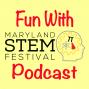 Artwork for STEM Talk with Dr. Richard Cerkovnik Part I