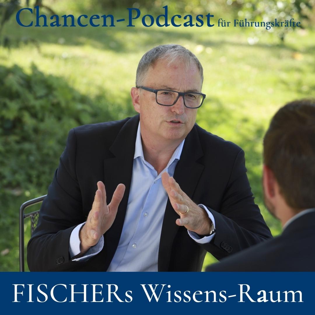 020 – Helmut Fischer der Unternehmer und Gründer von FISCHER Rhetorik mit seinem Blick auf Rhetorik heute
