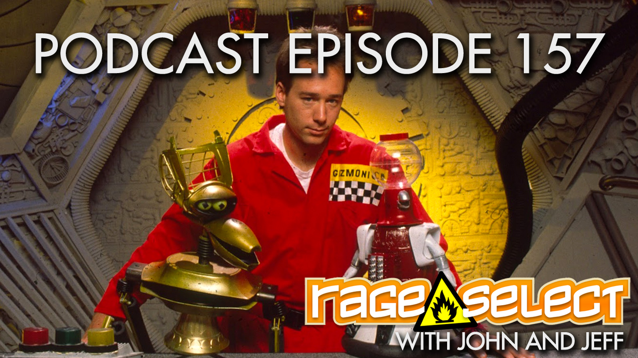 Rage Select Podcast Episode 157 - John and Jeff Answer Your Questions!