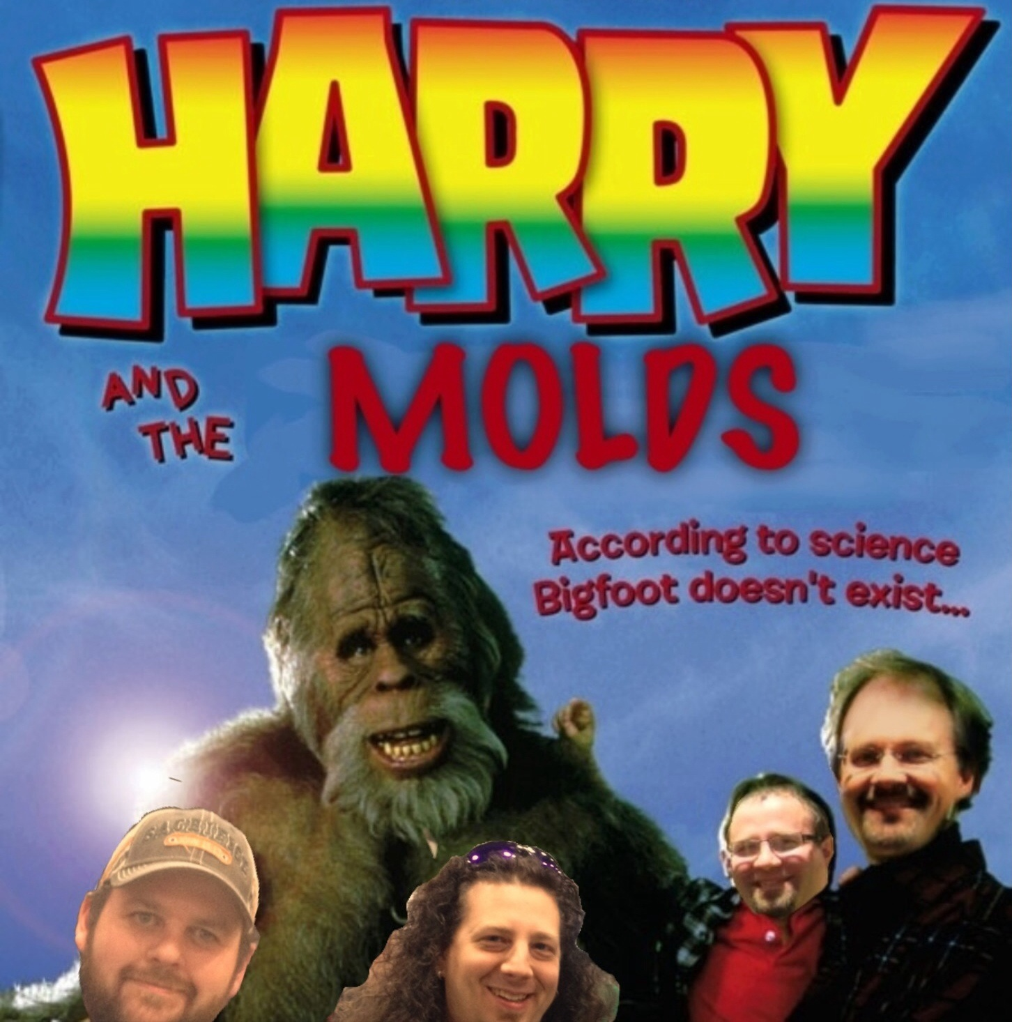 24-Harry and The MOLDS