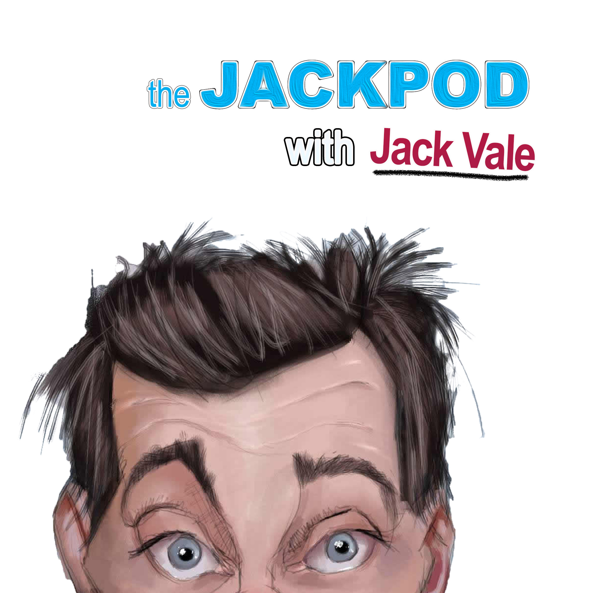 The JackPod show art