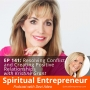 Artwork for EP 141: Resolving Conflict and Creating Positive Relationships with Kristine Grant