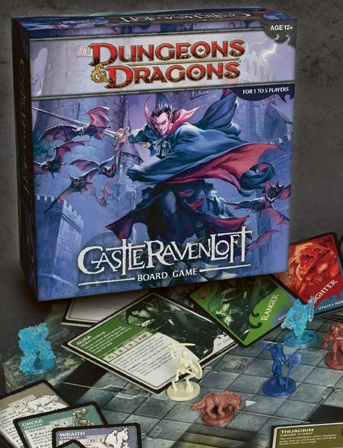 D6G Ep 64: The Warstore Weekend Interview & Castle Ravenloft Detailed Review
