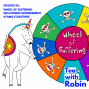 Artwork for Episode 96: Wheel of Suffering, Welcoming Wonderment, #familytogether