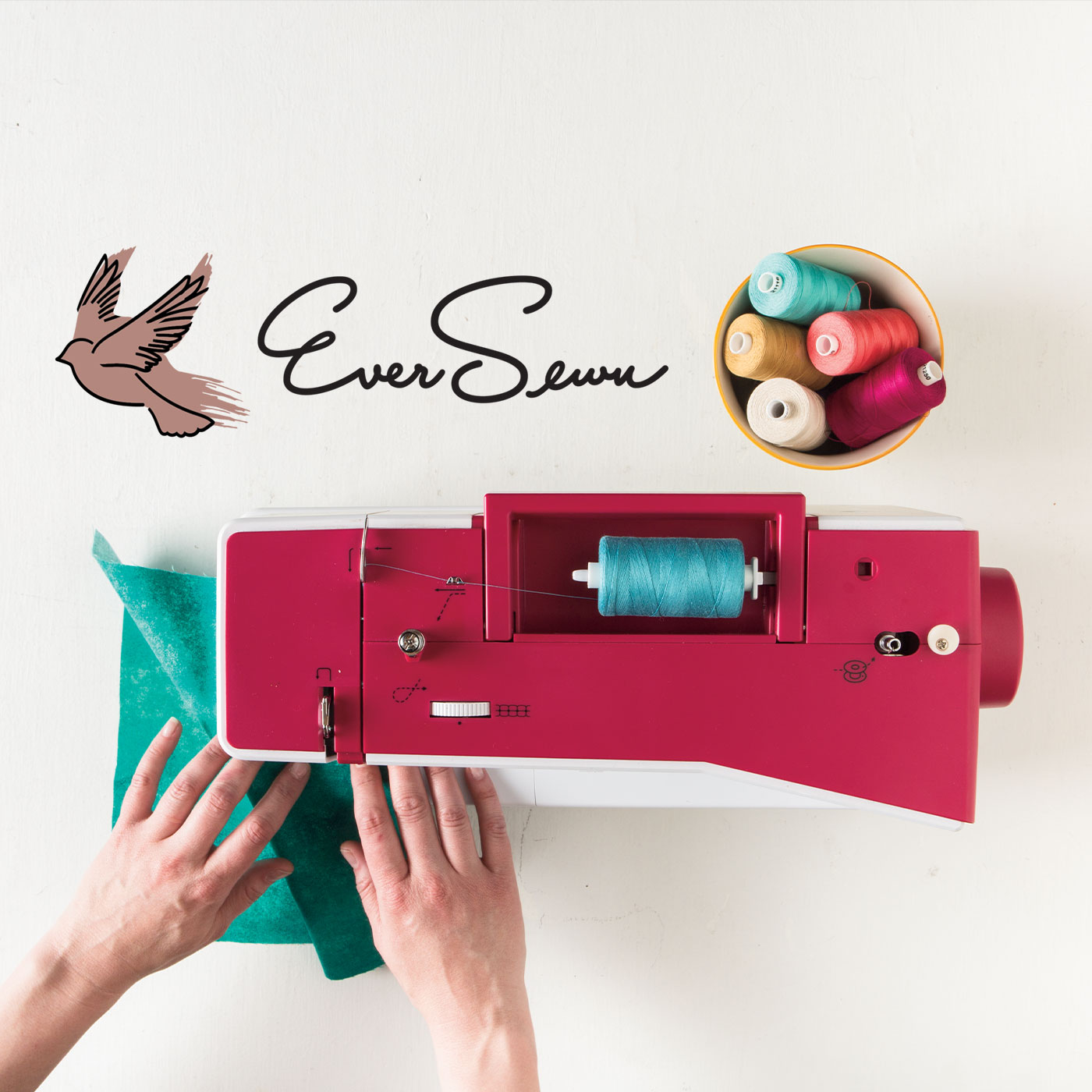 New Favorites - Eversewn Sewing Machines!