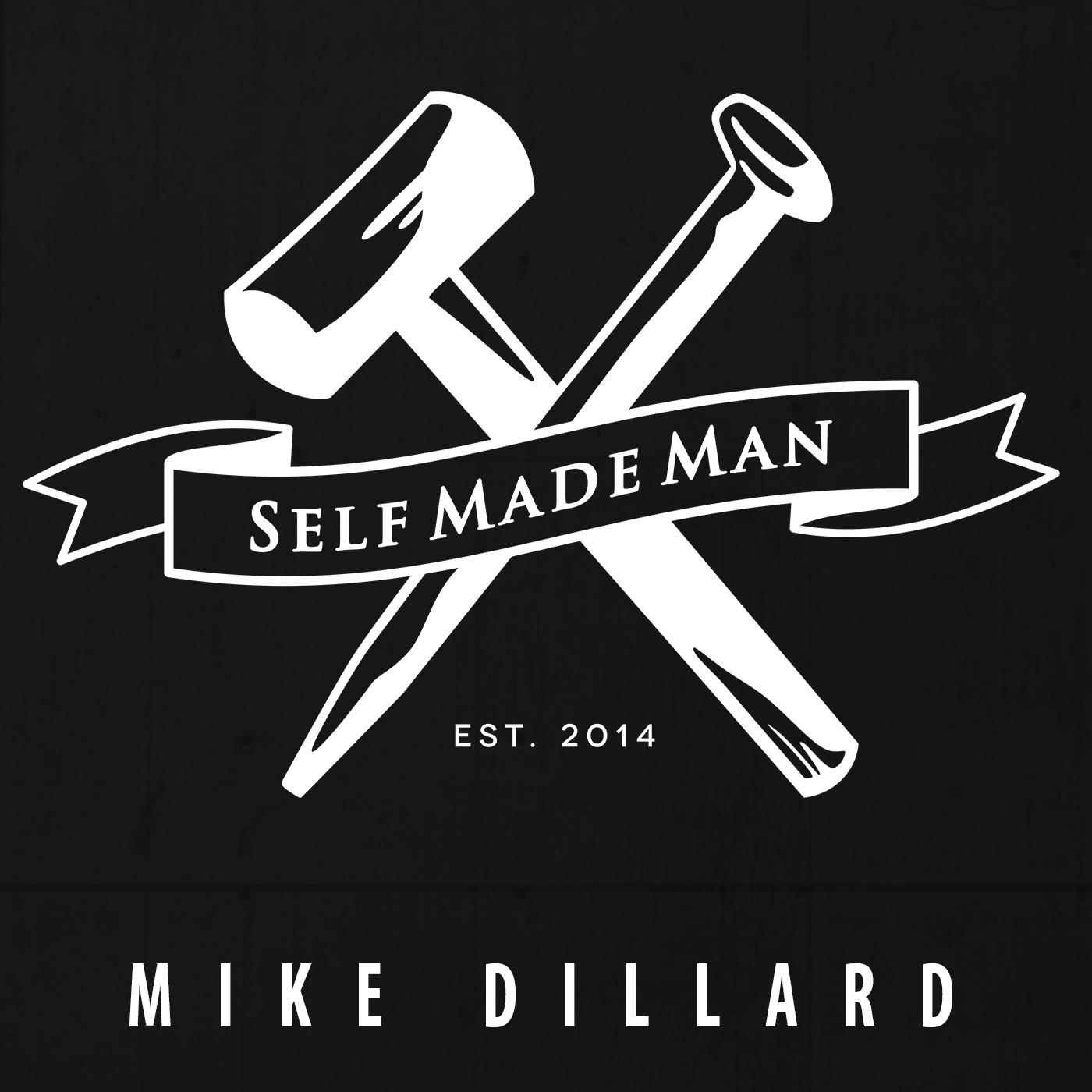 libsyn self made man logo