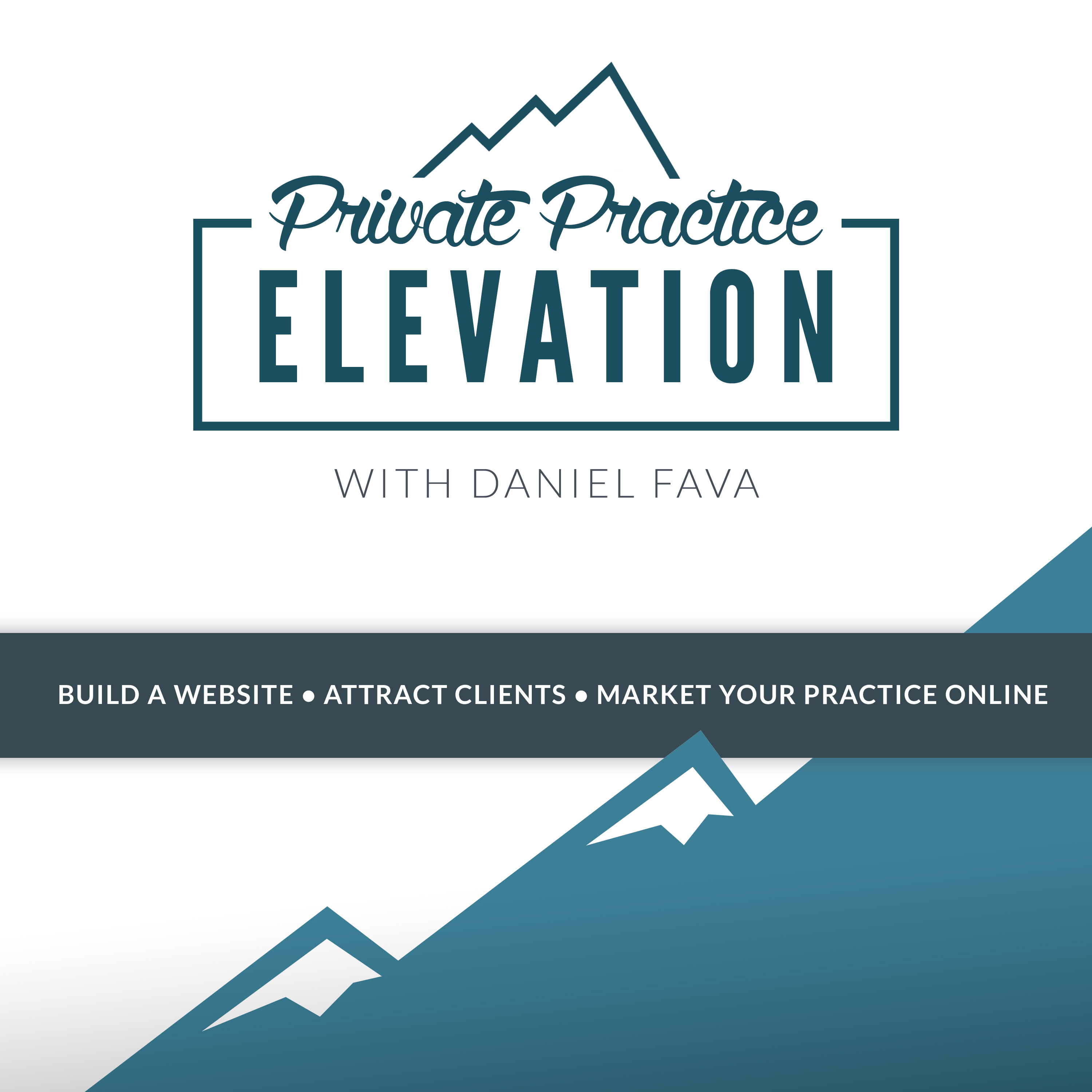 Private Practice Elevation with Daniel Fava show art
